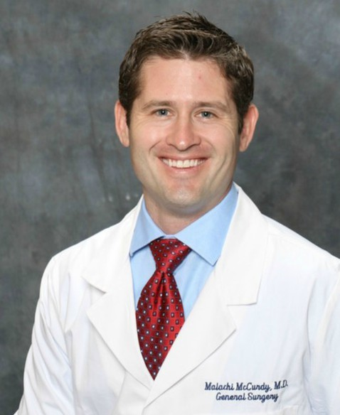 Robert M. McCurdy, MD